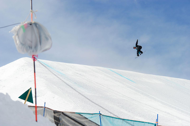 Janna Meyen-Weatherby, Snowboard Slopestyle