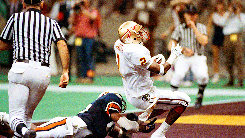 Deion Sanders, Florida State