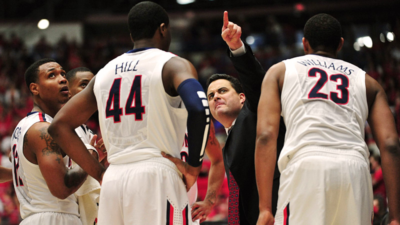 Arizona Basketball Sean Miller