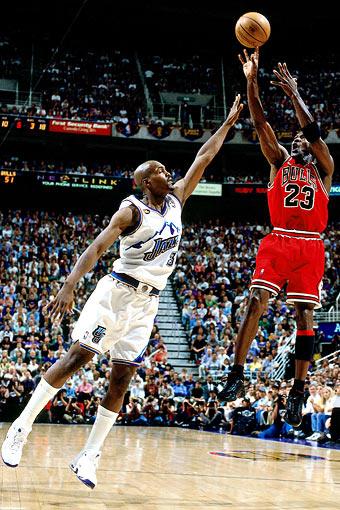 No. 1: Michael Jordan