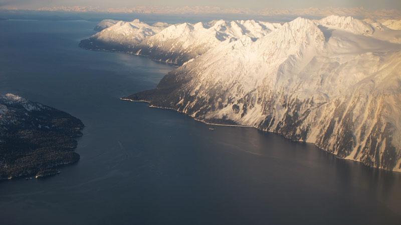 Alaska-Bound