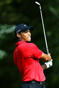 Tiger Woods has never missed the cut at Sawgrass, but he has just one victory in the TPC.