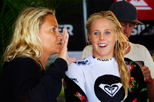 Surf legend Lisa Andersen is one of the most influential women in all of action sports.