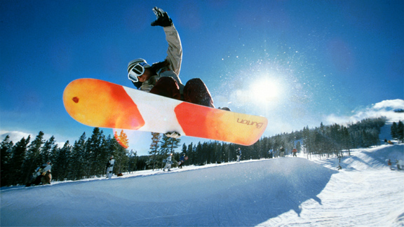 Burnside was an early adopter in snowboarding, and one of the sport's first significant female pros.