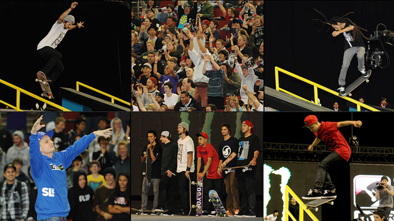 Street League stop one: Seattle