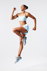 Plyometrics can help put more spring in your stride.
