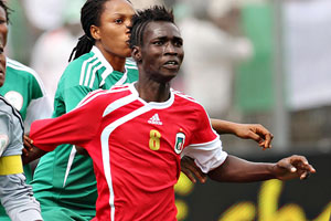 Equatorial Guinea's Salimata Simpore was omitted from the Women's World Cup squad amid controversy.