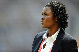 Nigeria head coach Eucharia Uche has garnered headlines for all the wrong reasons.