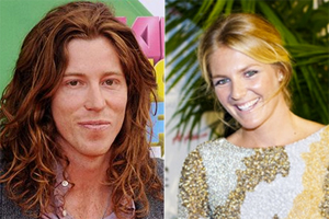 Shaun White and Stephanie Gilmore took home Best Action Sports Athlete ESPYs last night.