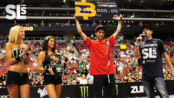 Street League Arizona 2011