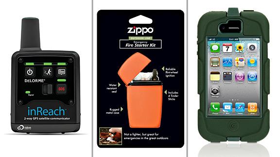 InReach, Zippo, Griffin Tech