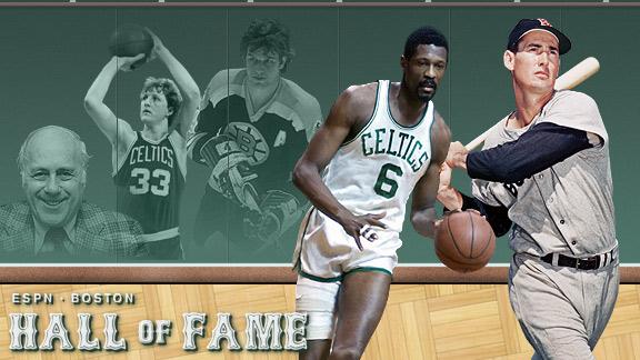 ESPN Boston Hall of Fame