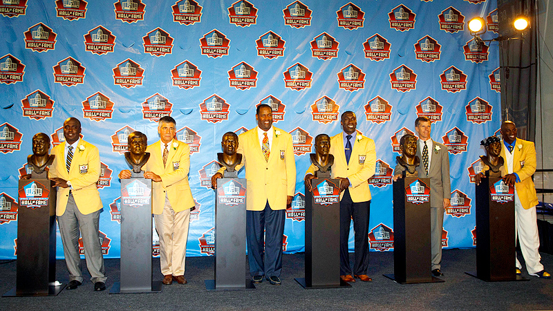 2011 Pro Football Hall of Fame