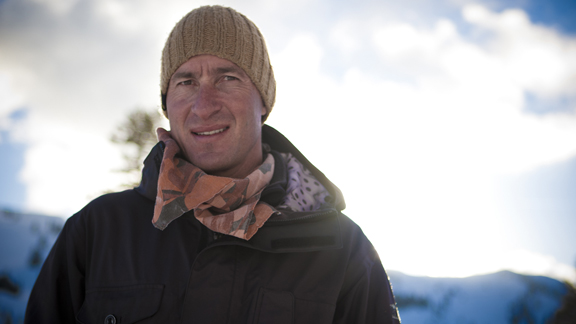 Snowboarders owe a lot to this man. One of the guys who started it all, legendary filmmaker Mike Hatchett.