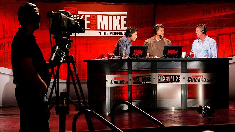 Mike and Mike Chicago