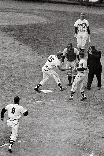Yankees-Braves 1957
