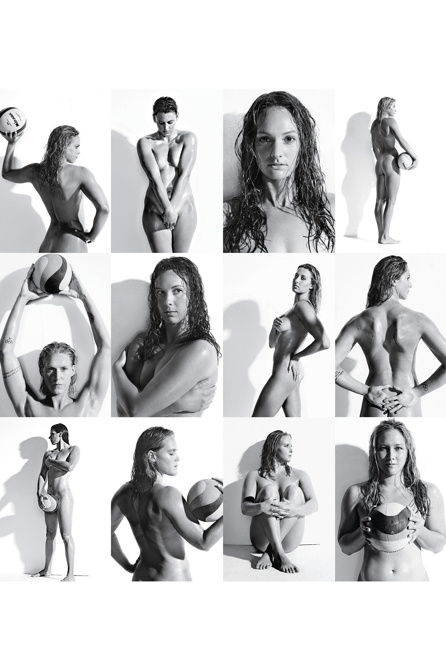 USA Women's Water Polo Team