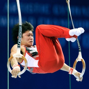 Kohei Uchimura is Japan's best gymnast ever, and he could win a third consecutive world all-around title in Tokyo.