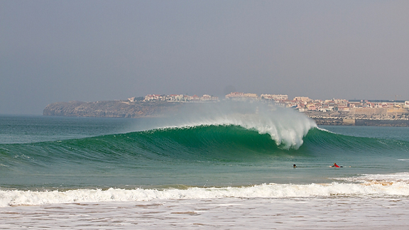 Supertubes, Peniche, Portugal