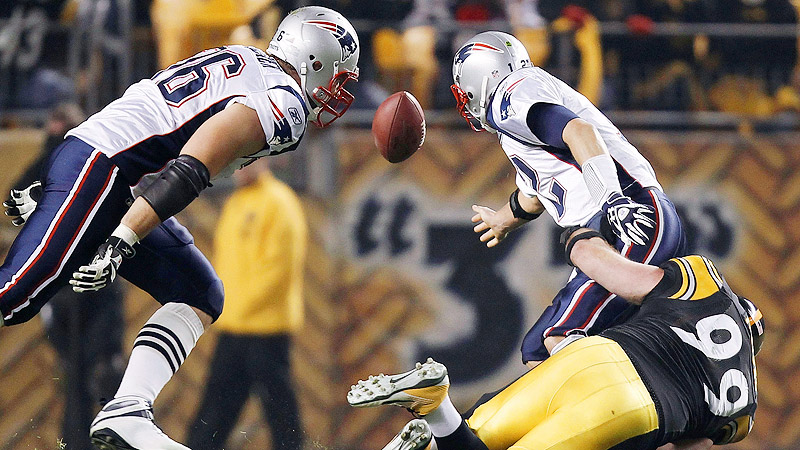 Brady Tackled