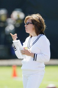 Amy Trask has been CEO of the Raiders for 14 years.