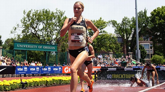 Boulder is a natural fit for athletes like Emma Coburn who won the USATF steeplechase this summer and more recently helped her Colorado cross country team to the Pac-12 title.
