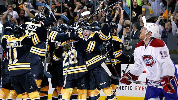 Boston's Best Moments