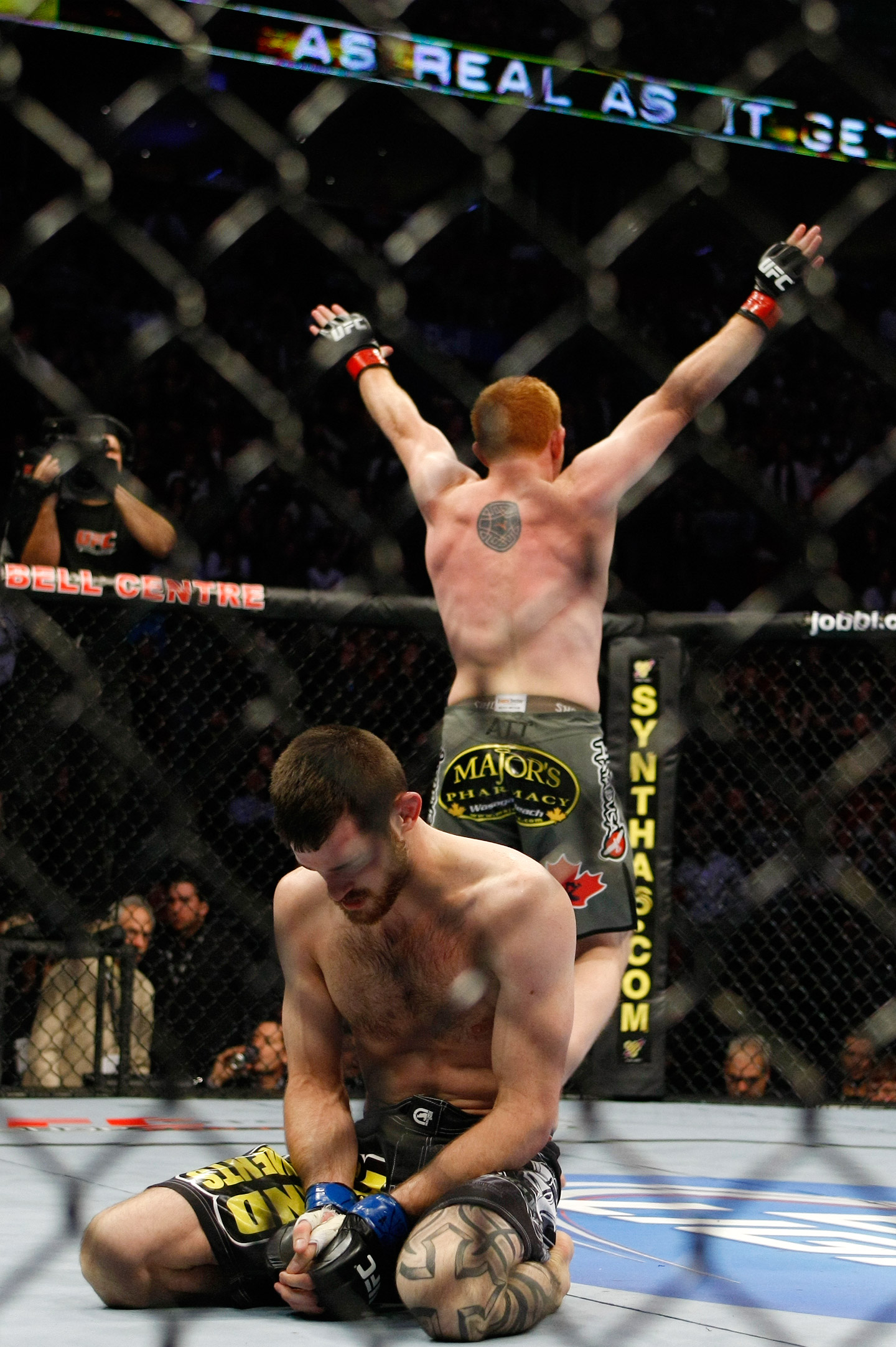 Best MMA Photos of 2011