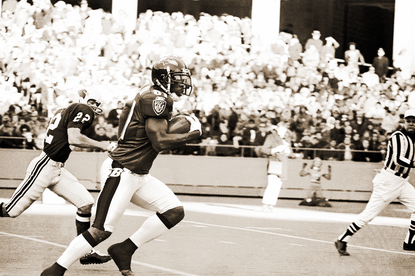Honorable mention:  Anquan Boldin