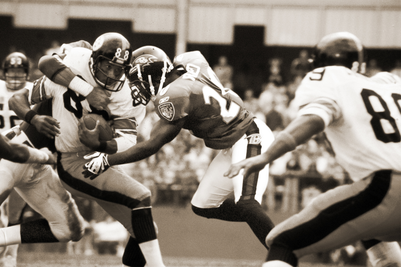 No. 13: Ravens safety Ed Reed