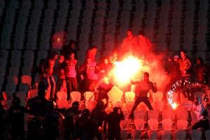 Al-Ahly club soccer match