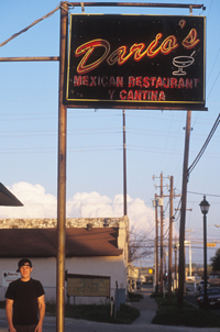 Bob Scerbo in Austin, Texas, 2004.