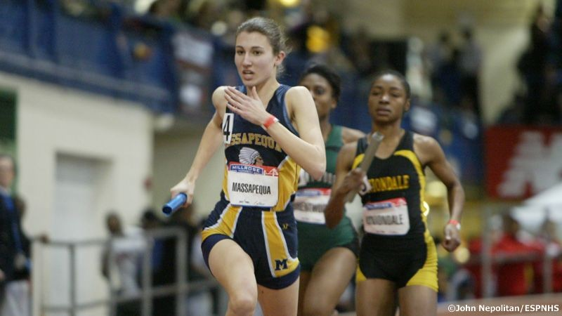 Millrose Games Sprint Relays
