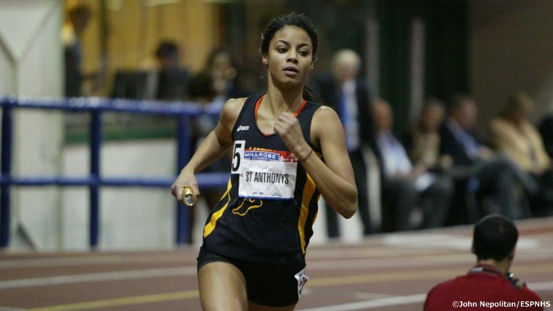 2012 Millrose Games Sprint Relays