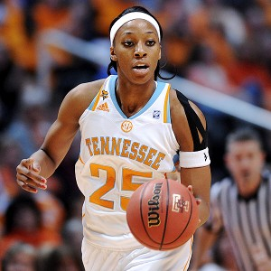 Glory Johnson and Tennessee would have been a No. 2 seed -- in the same bracket as No. 1 UConn -- in the selections Kate Fagan's committee made Thursday and Friday.