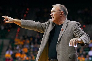 Jim Littell and his Oklahoma State team must put together their résumé on the floor to be considered for the tournament.