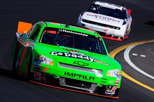 Danica Patrick had her work cut out for her Saturday, starting 30th; she finished three laps down.