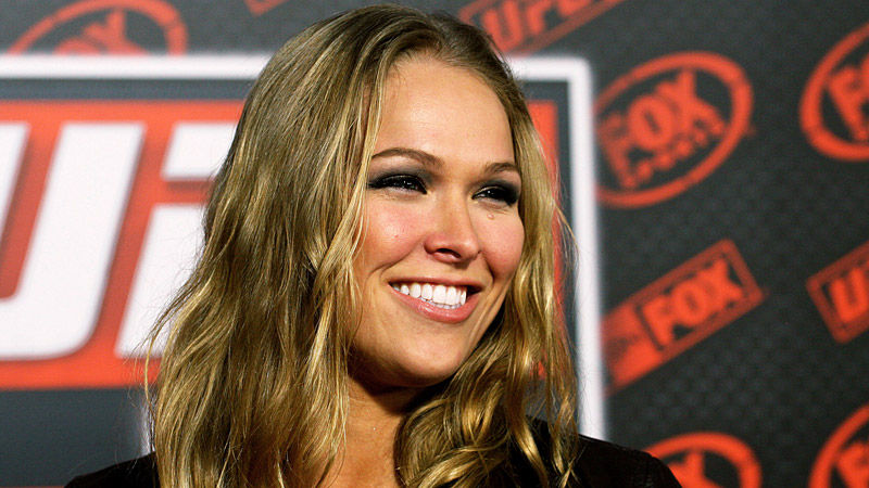 Ronda Rousey Gets Downgrade For Next Acting Role