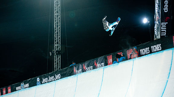 Kelly Clark has won 17 contests in the past two years, including a gold this week in SuperPipe at WX Tignes 2012. I love bridging the gap between the possible and impossible and that's what inspires me, Clark says.