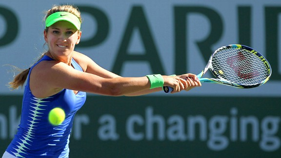 Victoria Azarenka is 23-0 this season and her victories include an Australian Open title.