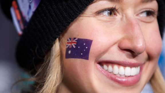 Anna Segal will likely be a proud member of the Australian Freeski Team heading into 2014.
