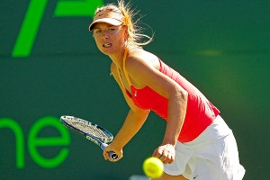 Maria Sharapova will next face Sloane Stephens in the third round.