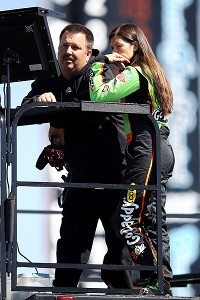 Crew chief Tony Eury Jr. is afraid Danica Patrick will have to qualify for Darlington, her second Sprint Cup race this season.