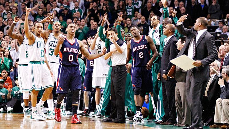 Hawks/Celtics