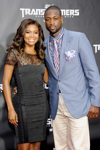 Gabrielle Union was an athlete and fan long before her relationship with Dwyane Wade began.