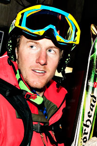 Utah-native Ted Ligety won a gold medal at the 2006 Olympics.