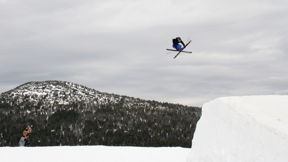 I was just having fun and trying different tricks all day and keeping the variety going, said Torin Yater-Wallace, winner of the Sammy Carlson Invitational earlier today.