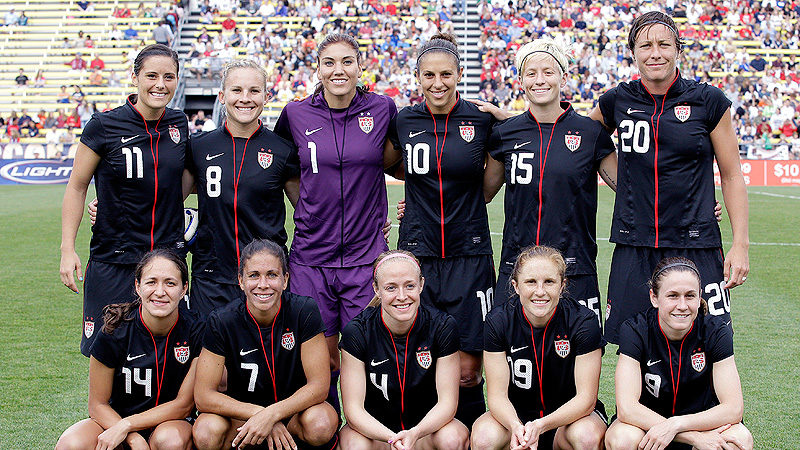 United States Women's National soccer