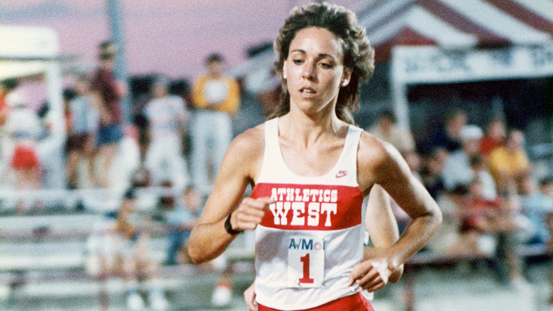 Mary Decker still holds the U.S. records for the 1,500 meters, the mile and 3,000.