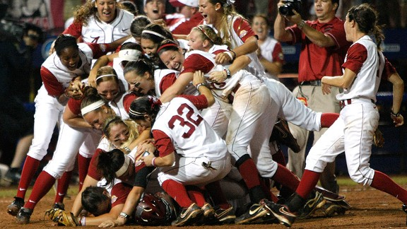 Alabama softball has risen to the top quickly. espnW will chronicle its attempt to repeat as champion.